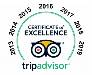 Whalesong Cruises Hervey Bay Tripadvisor certificate of excellence