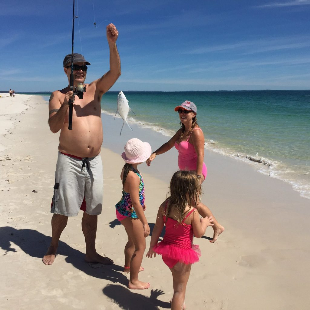 Fraser Island Beach + BBQ West Coast family fishing