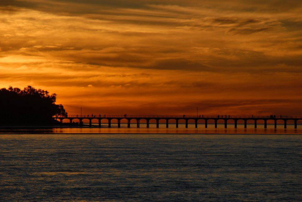 Whalesong Cruises Hervey Bay Sunset Cruise Urangan Pier